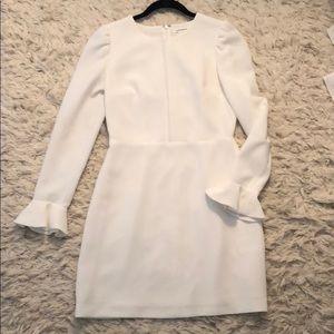 Club Monaco beautiful white dress - size 4
